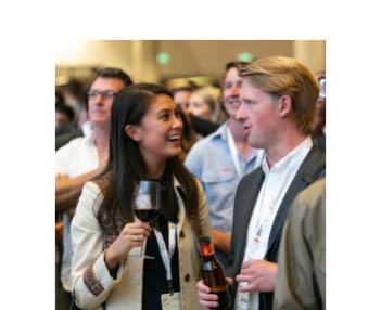 Network with your peers at Energy Next